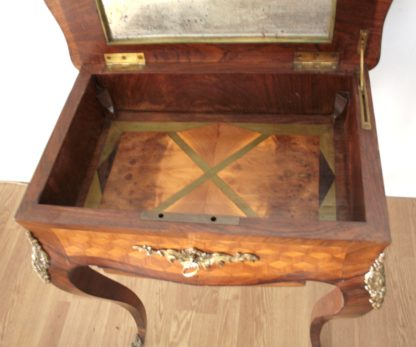 Louis XV 18th century work table