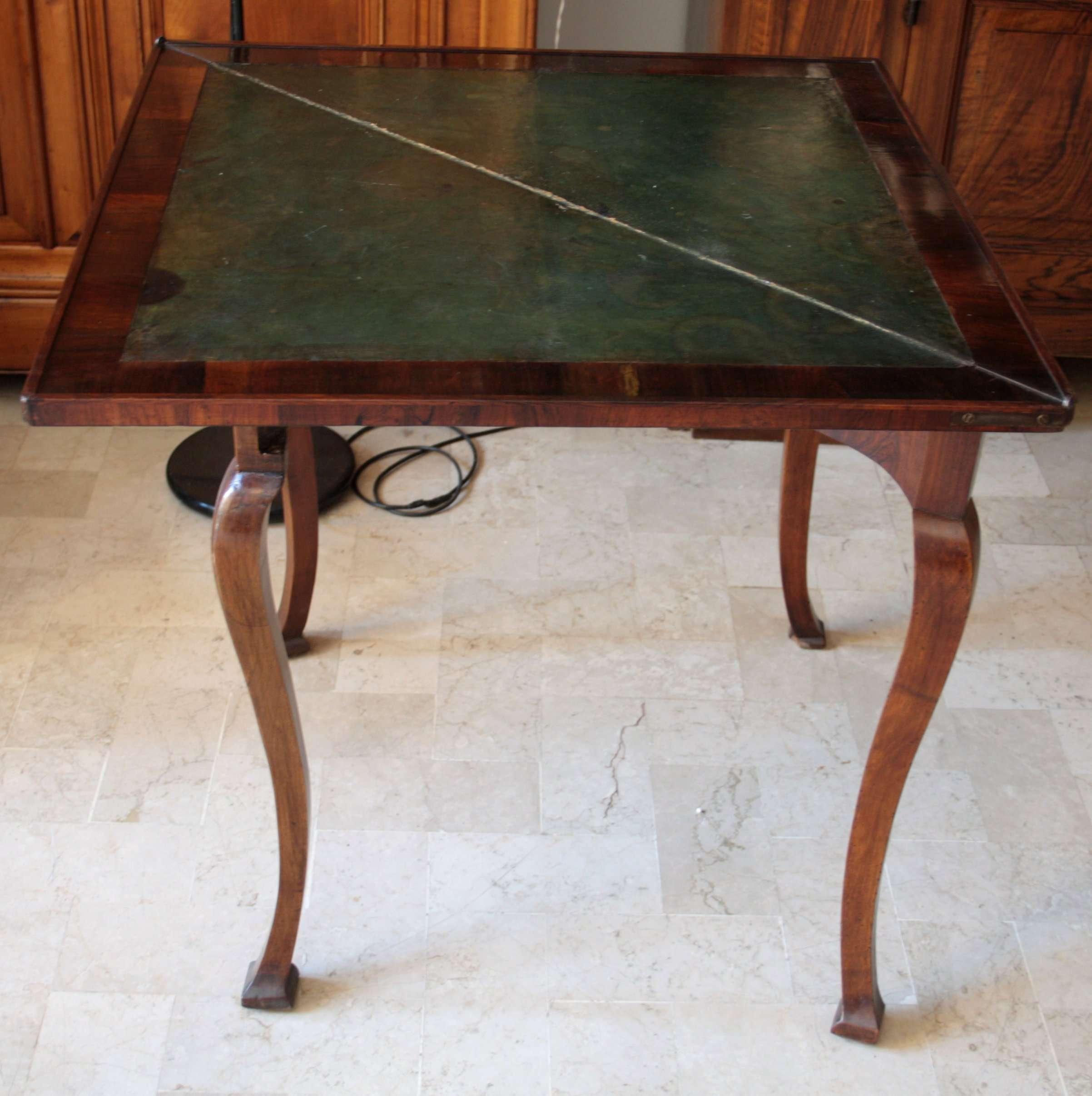 Tavolino Da Gioco Antico.Antico Tavolo Da Gioco In Palissandro Restauriraia Com Conservazione E Restauro Di Manufatti In Legno